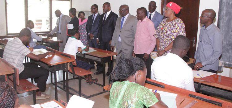 Formation professionnelle: 13921 candidats en lice pour les examens